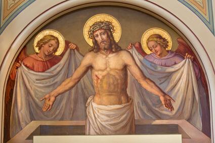 freska vzkriseni