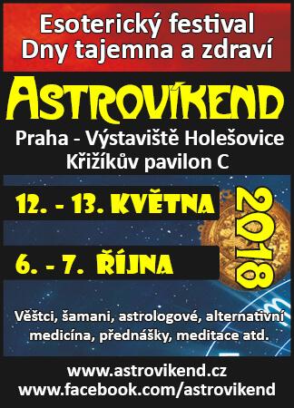 Astrovíkend v Praze